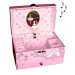 boite a bijoux musicale pour fille