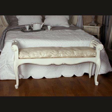 bout de lit provencal