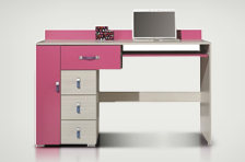 bureau pour fille 10 ans visuel 6. Black Bedroom Furniture Sets. Home Design Ideas