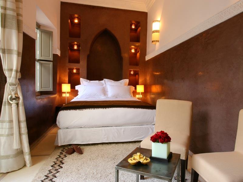 chambre decoration orientale - visuel #2