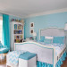 chambre decoration turquoise