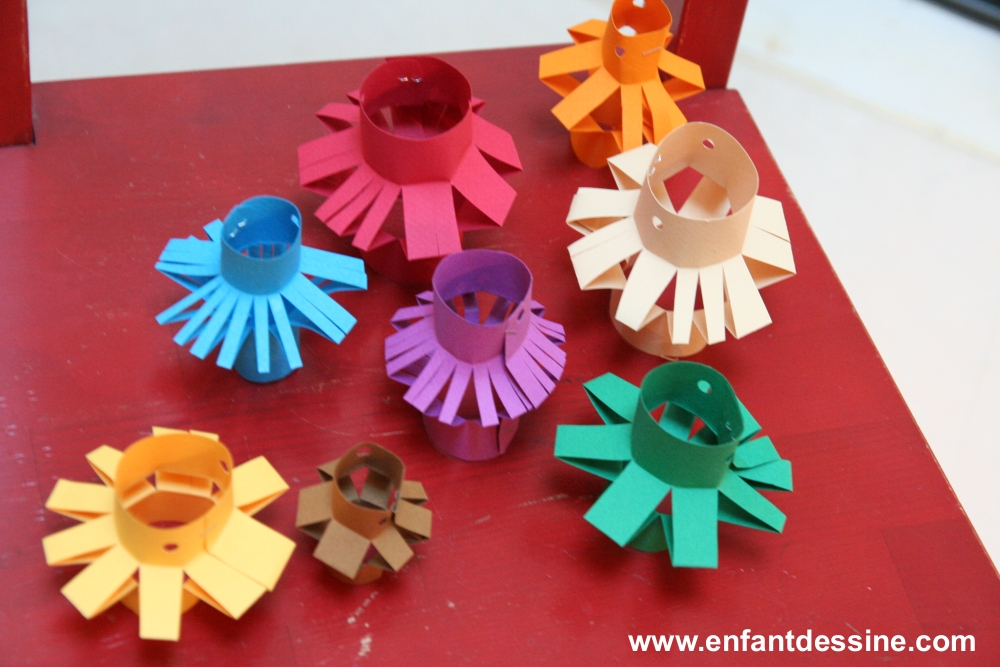 Deco a fabriquer pour anniversaire visuel 6 for Fabriquer ses decoration de noel
