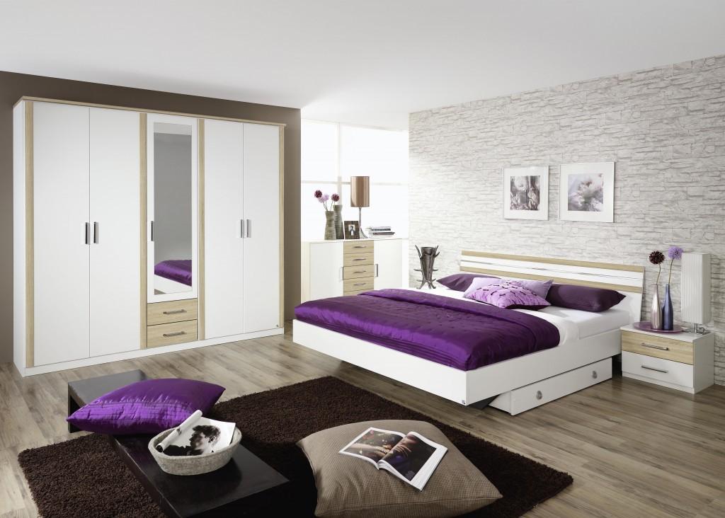 Deco Chambre A Coucher Blanc U2013 Visuel #1