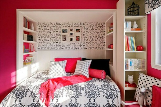 Emejing Deco Simple Chambre Ado Pictures - Design Trends 2017 ...