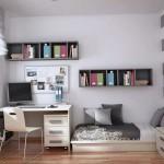 deco chambre ado simple