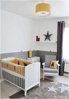 deco chambre jaune et gris deco chambre bebe gris et blanc visuel - Chambre Jaune Et Gris Bebe
