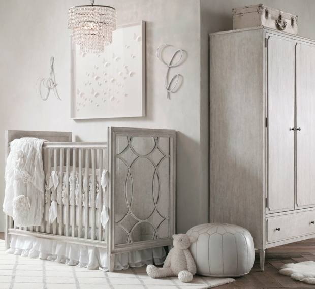 deco chambre bebe gris et blanc visuel 7. Black Bedroom Furniture Sets. Home Design Ideas