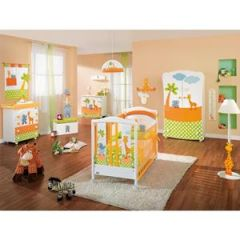 d co chambre savane. Black Bedroom Furniture Sets. Home Design Ideas
