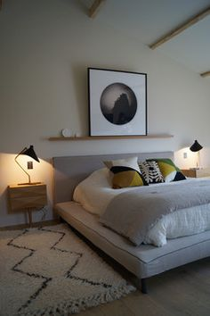 deco chambre houzz visuel 8. Black Bedroom Furniture Sets. Home Design Ideas