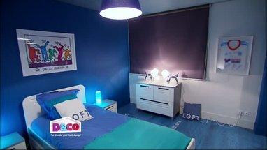 Deco chambre om visuel 8 - Papier peint psg ...