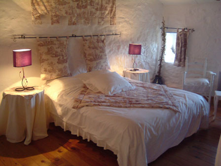 deco chambre romantique beige - visuel #6
