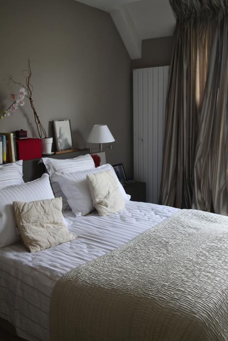 deco chambre romantique beige - visuel #1
