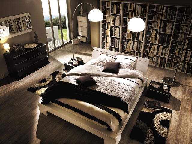 deco de chambre style visuel 6. Black Bedroom Furniture Sets. Home Design Ideas