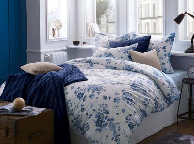 deco de chambre style anglais. Black Bedroom Furniture Sets. Home Design Ideas