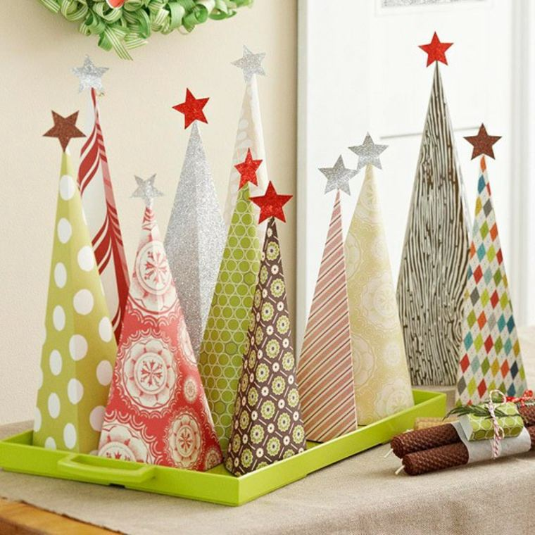 Deco noel faire soi meme facile visuel 4 - Decoration de noel de table a faire soi meme ...