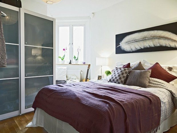 Beautiful Agencement De Chambre A Coucher Photos - Home Decorating ...