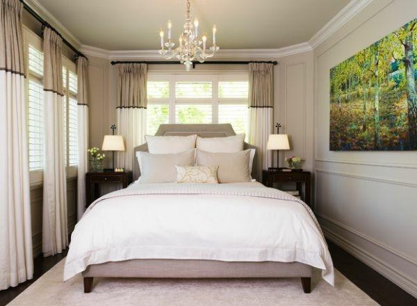 petite chambre a coucher deco pour petite chambre a coucher - Chambre A Couche Petite
