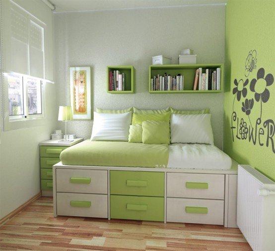 deco pour petite chambre a coucher visuel 8. Black Bedroom Furniture Sets. Home Design Ideas