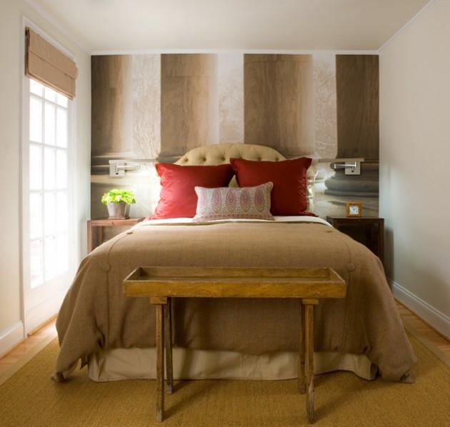 deco pour petite chambre a coucher - visuel #9