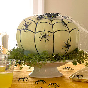 Deco table halloween faire soi meme visuel 3 - Halloween decoration a faire soi meme ...