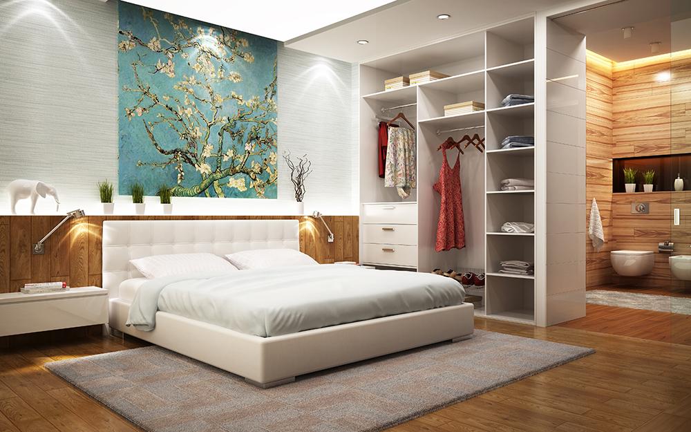 decor chambre a coucher - visuel #5