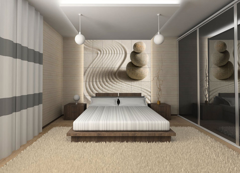 Decor chambre a coucher visuel 6 for Decor chambre a coucher