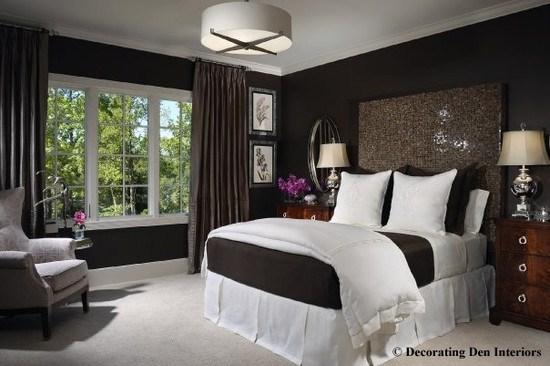 decoration chambre a coucher parents