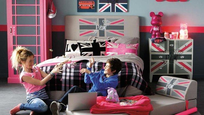 decoration chambre ado style anglais visuel 4 - Decoration Chambre Ado Style Anglais