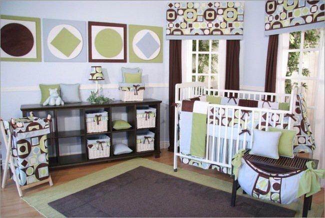 decoration chambre bebe moderne - visuel #1