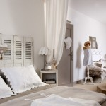 decoration chambre beige
