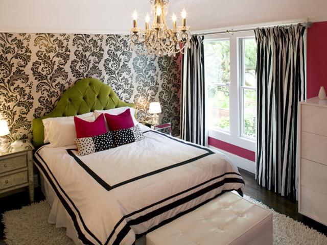decoration chambre femme visuel 6. Black Bedroom Furniture Sets. Home Design Ideas
