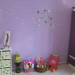 decoration chambre fille fee
