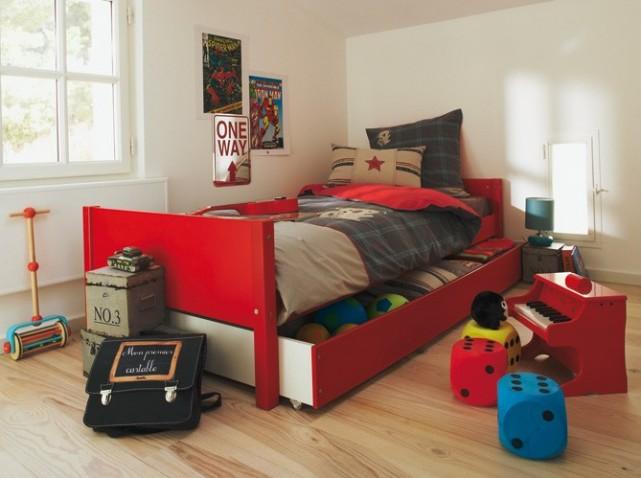 decoration chambre garcon 8 ans - visuel #1