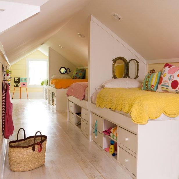 decoration chambre mansardee garcon - visuel #9