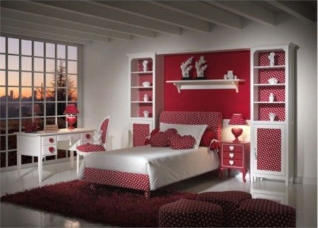 decoration chambre pour jeune femme - visuel #8