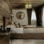 decoration chambre savoyarde