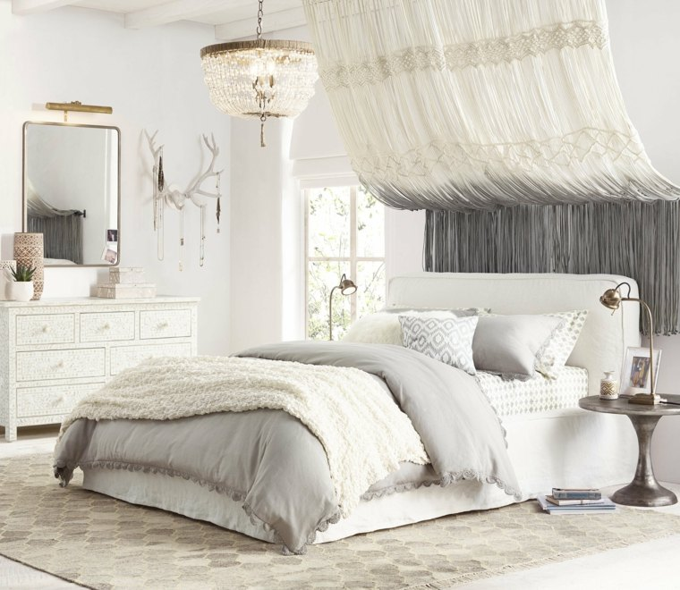 Stunning Deco Chambre Tendance Gallery - Design Trends 2017 ...