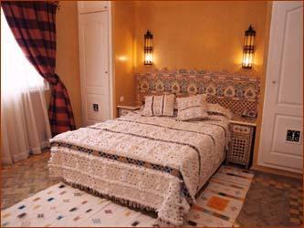 decoration de chambre a coucher marocaine - visuel #2
