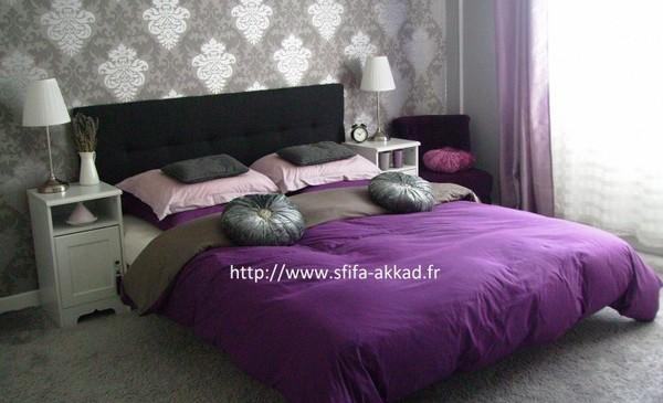 decoration de chambre a coucher marocaine - visuel #4