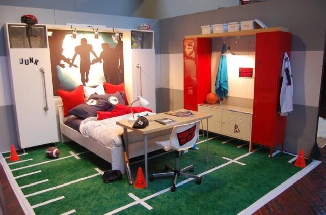 decoration de chambre basketball  visuel #6