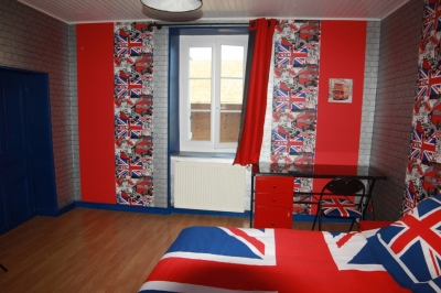 D co chambre style london - Decoration chambre london ...