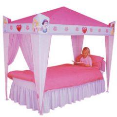 decoration lit de princesse visuel 2. Black Bedroom Furniture Sets. Home Design Ideas