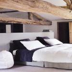 decoration pour lit