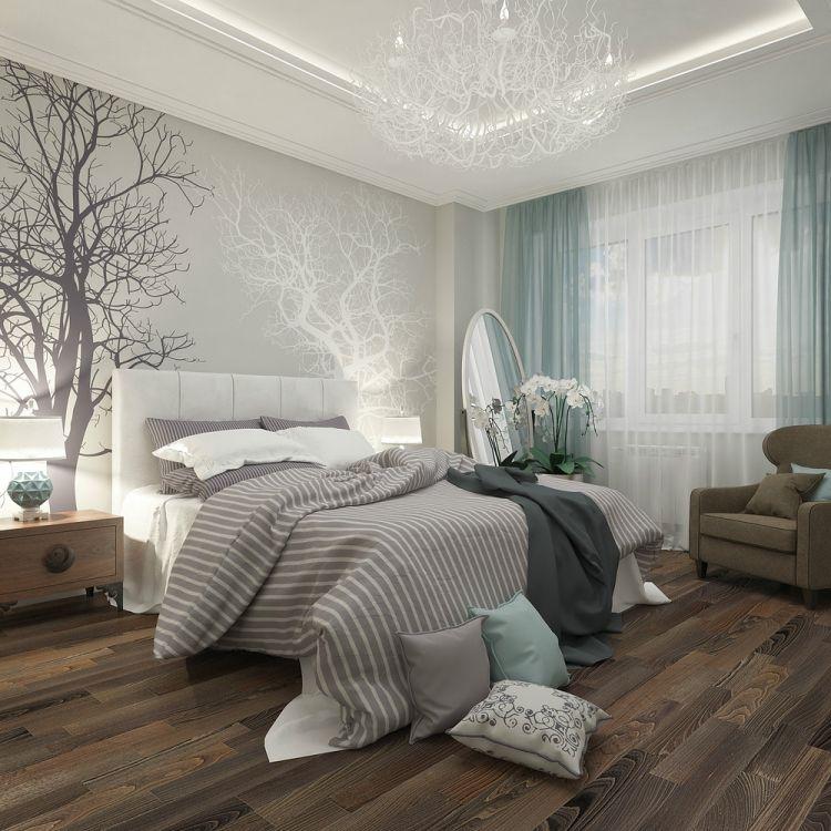 Decoration Pour Une Chambre Grise U2013 Visuel #2. «