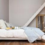 decoration pour une chambre grise