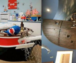 decorations chambre pirate