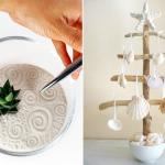 fabriquer une deco avec des coquillages