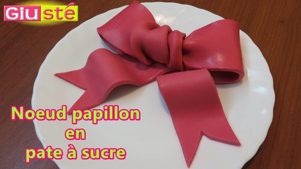 faire decoration pate a sucre