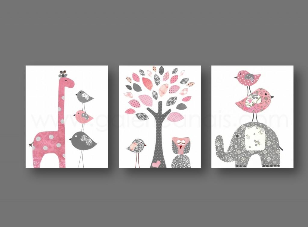 Faire un tableau pour chambre bebe visuel 1 - Tableau pour chambre adulte romantique ...