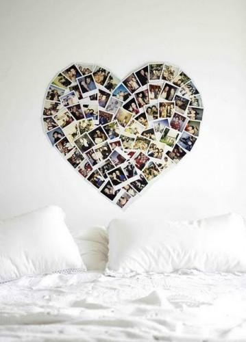 faire une decoration avec des photos faire une decoration avec des ...